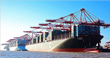 In the first 5 months of this year, China's import and export of marine equipment is different.